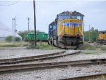 UP Harlingen Yard Switcher