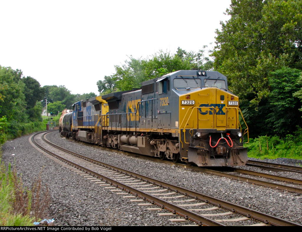 CSX 7320 and 7861