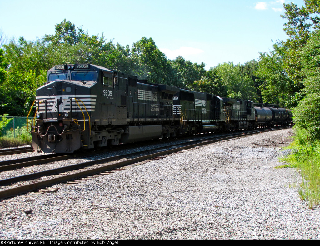 NS 9509, 6711, and 9074