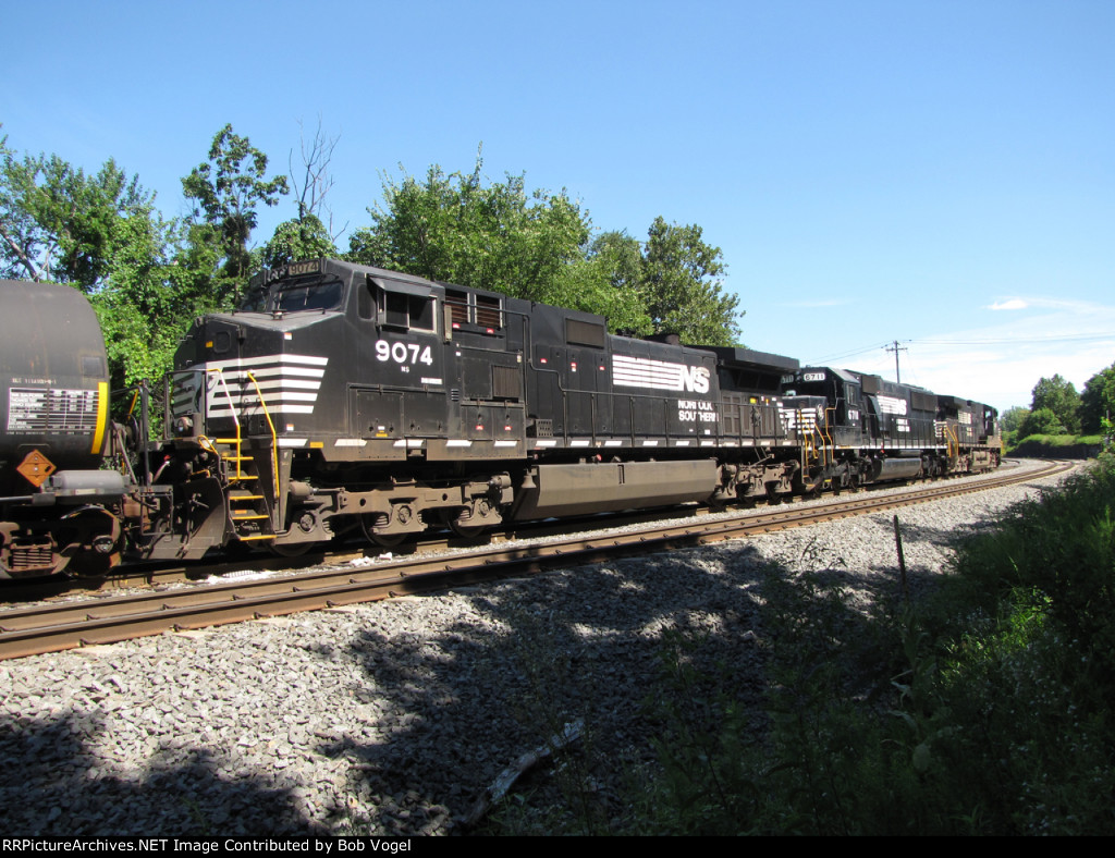 NS 9074 and 6711