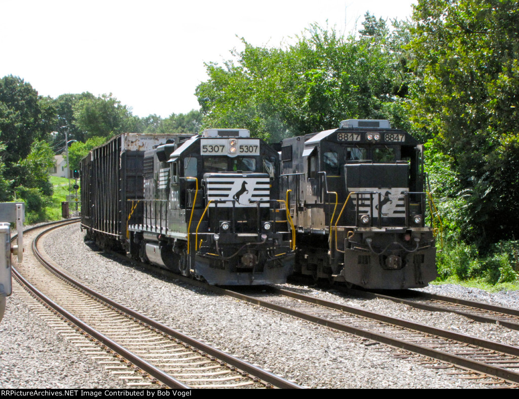 NS 5307 and 8817