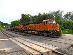 BNSF 7288 and 1092