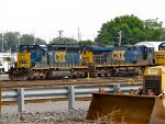 CSX 4008 and 5267