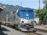 Amtrak #6 Arrives at Martinez