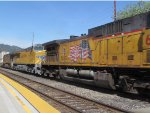 Union Pacific AC44 #6366 Trailing on KOAMN-11