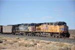 DPUs on loaded coal train