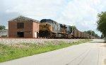 SB coal train