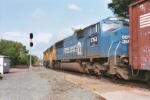 A Conrail/NS Locomotive