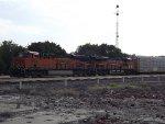 BNSF 6629