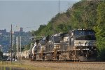 NS 9690 On NS 175 Southbound