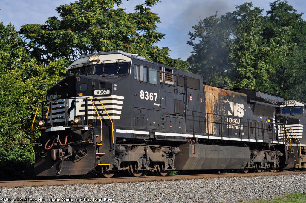 NS 8367 On NS 177 East