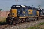 CSXT 6362 On CSX J 783 East
