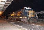 CSX GP40-2 #4421 on C770-19
