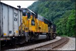 NS SD60 6514 on  76A