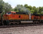 BNSF 5261 if I had marshmallows and wieners I would have had a wiener roast
