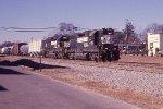 NS 436 intermodal-freight mix