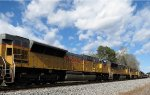 NS train #153 (Manifest) (Linwood, NC - Birmingham, AL) (pic 2)