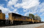 NS train #153 (Manifest) (Linwood, NC - Birmingham, AL) (pic 3)