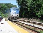 Amtrak # 163