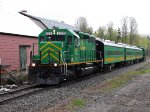 Maine Northern Railway Passenger excursion