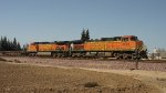BNSF at Escalon
