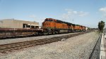 BNSF intermodal through Fullerton