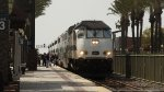 Metrolink at Fullerton