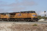 UP 5507 at Cabazon