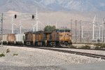 UP 6763 at Palm Springs
