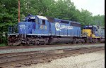 CSX 8826 when it still wore its CR paint