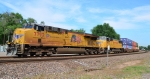 UP 7792 UP 4418