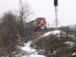 CP 8607 IN DA SNOW