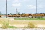 Locomotives in Storage
