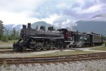 Steam in Skagway, Alaska