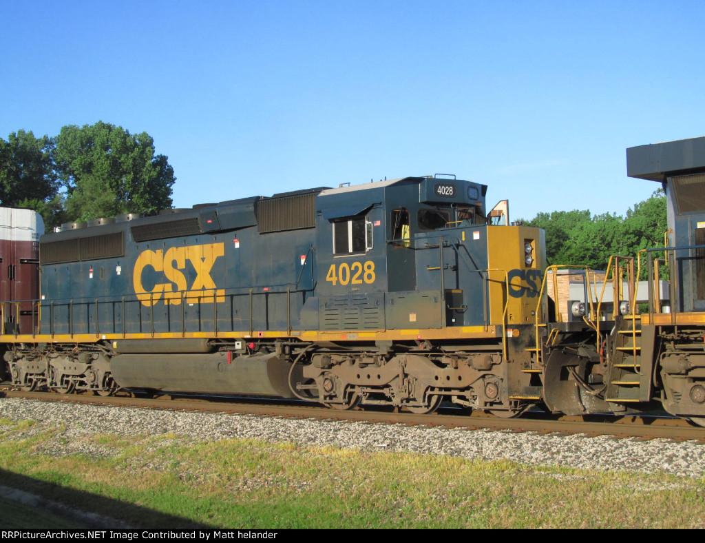 CSX 4028