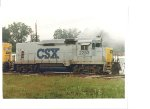 CSX 2253 at Deforest Junction.