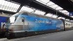 "SBB Re 460 024-3 ""Doris Leuthard"" / Zugkraft Aargau"