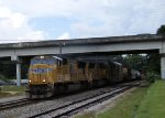 UP 3820 5062 CSX Train Q605-11 on the P&A Sub