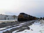 Snow Shot at Kingsboro