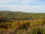 Fall Colors at the Wells Viaduct