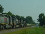 """""""Diverging Clear Walters, NS #153"""""""