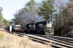 "NS Piedmont Local #68 passes ""Carolina"" Control Point in Run 8"