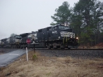 NS 9049 standing by at