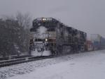 NS Train #237 - Operation Lifesaver Dash 9