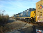 CSX 3429 with 3430
