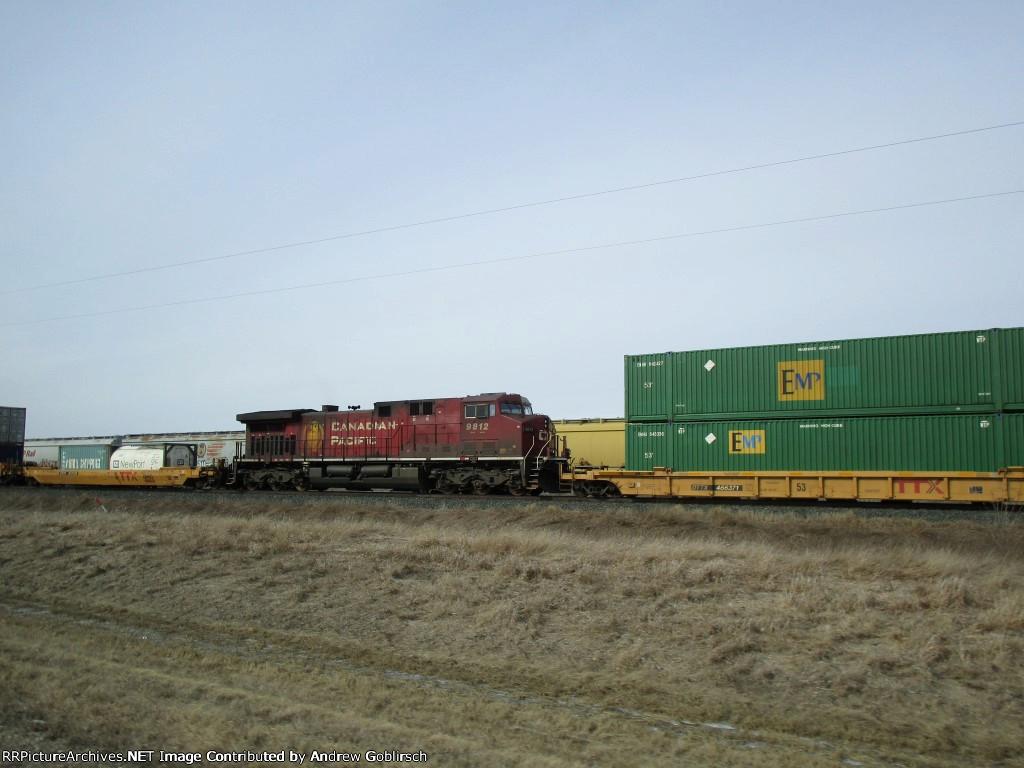 CP 9812 & DTTX 466731