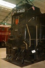 PRR 4465 on Display