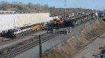 RDG 2100, CREX, IAIS & BNSF Engines