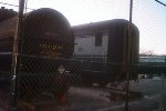 UTLX 25155 Tank Car in Sunset