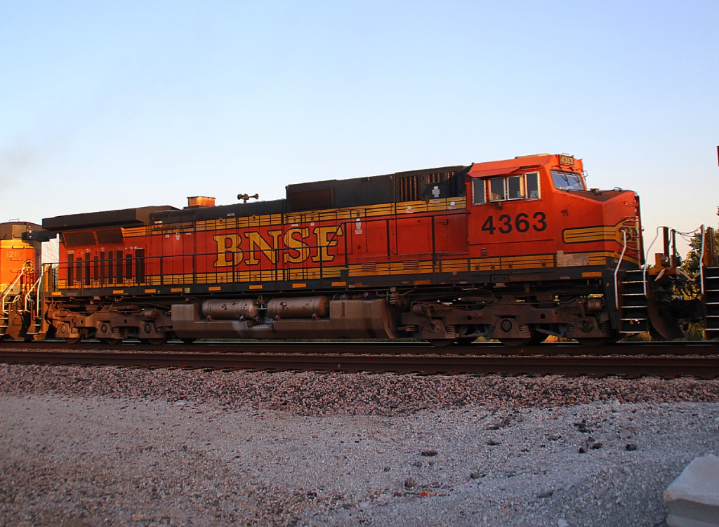BNSF 4363